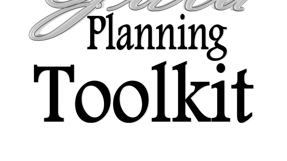 Gala Planning Toolkit