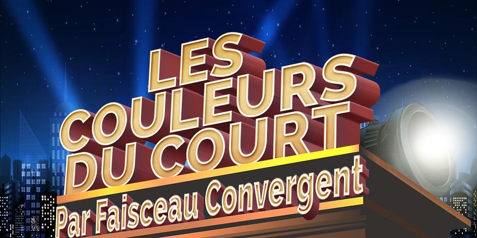 3ème EDITION DU FESTIVAL : LES COULEURS DU COURT