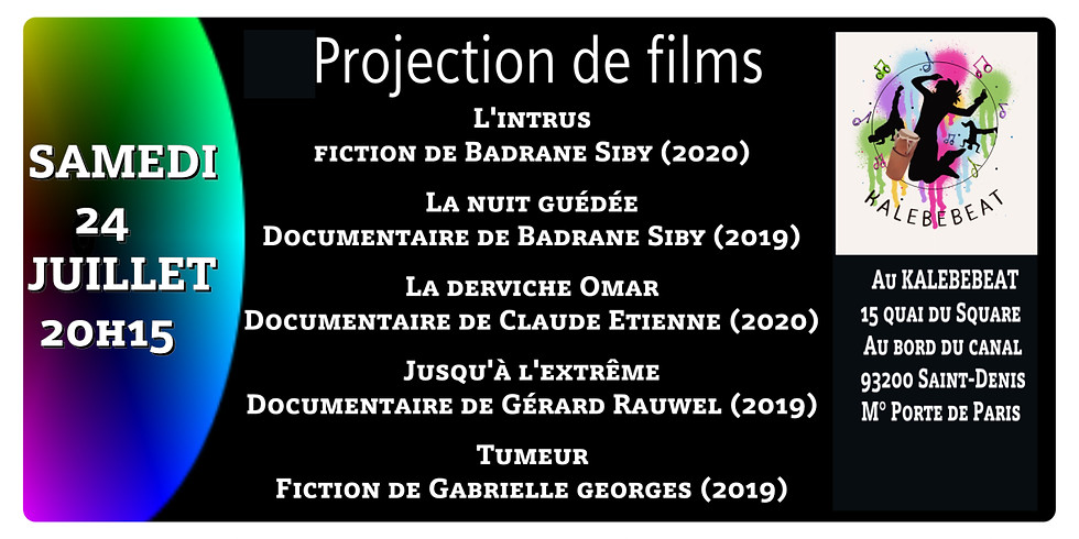 PROJECTIONS FILMS