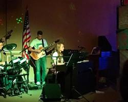 Youth Praise Team Band