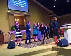 Youth Praise Team