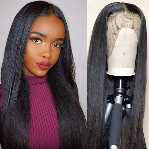 Straight Brazilian Lace Front Wig