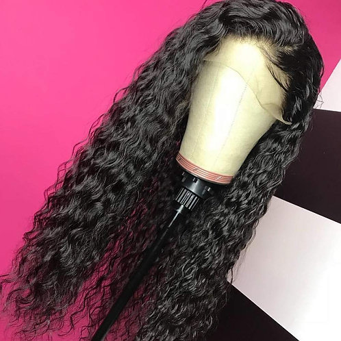 "24"" SYNTHETIC LACE FRONT WIG"