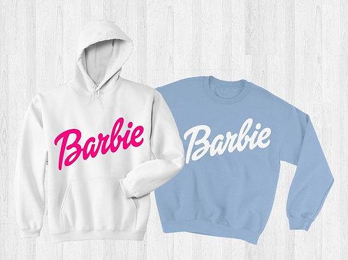 """""""BARBIE"""" HOODIE / SWEATER"""