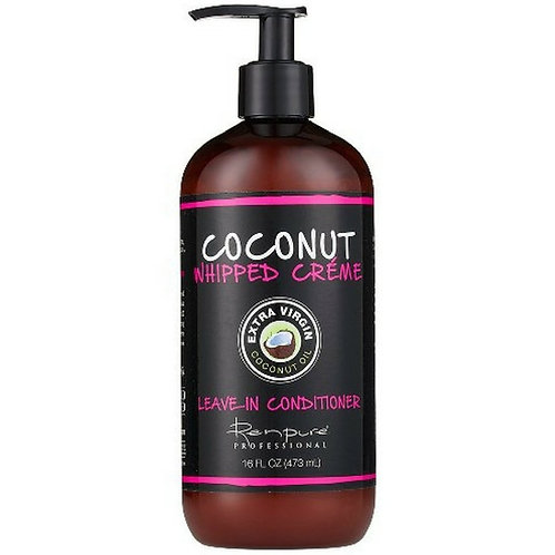 Coconut Whipped Creme Leave-In Conditioner, 16 Ounces