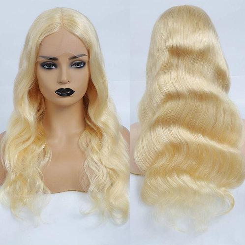 BLONDE BODY WAVE HUMAN HAIR