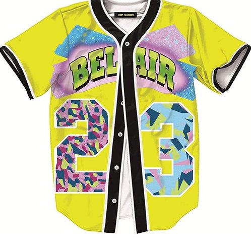 BEL- AIR BASEBAL JERSEY #23