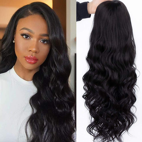 20' LONG  BODY WAVE LACE FRONT