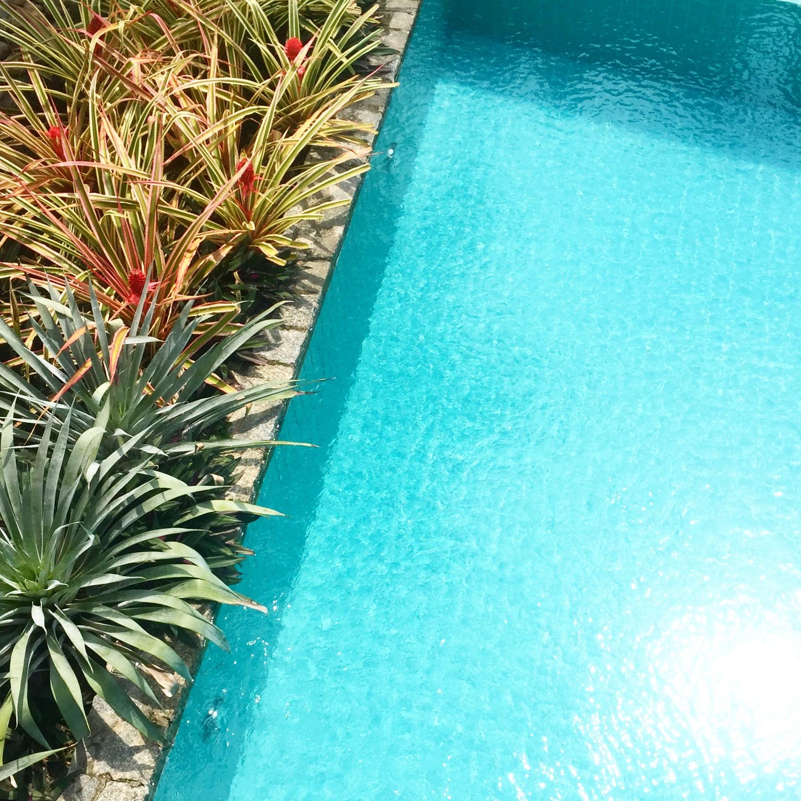Infinity Pool Paraty Brazil