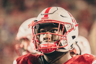 Side Lined for A Big 10 Game, Up Close With The Cornhuskers in Lincoln