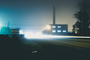 Foggy Night In September