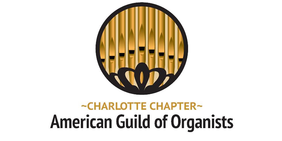 Evan Currie, organ - Summer Recital Series