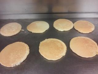 November 2016 Pancake Breakfast & Bake Sale
