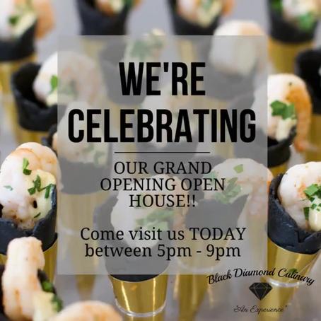 Open House TONIGHT! 5pm-9pm