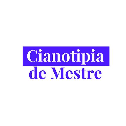 CIANOTIPIA DE MESTRE - EXCLUSIVO PARA ALUNOS