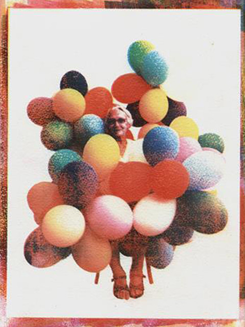 Goma Bicromatada em 3 cores - Marilia Bianchini