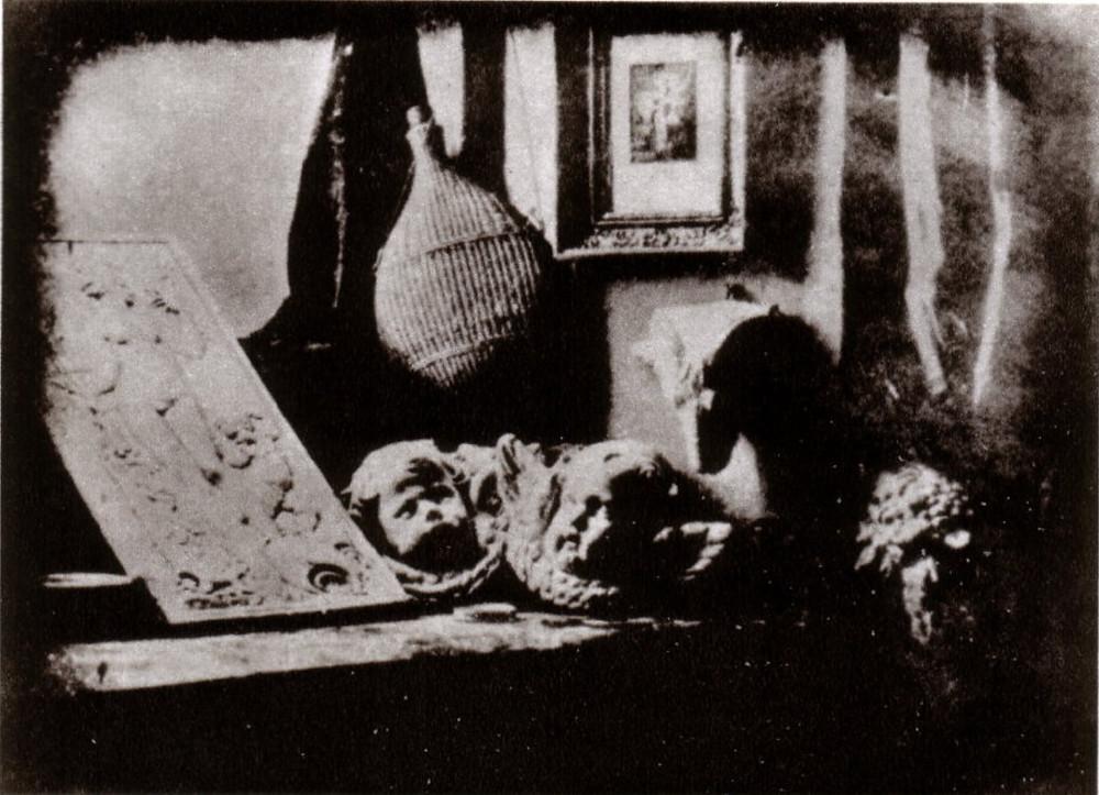 primeiro daguerreotipo