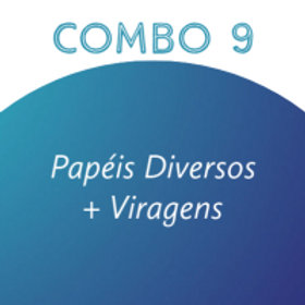 KIT COMBO 9 - EXCLUSIVO PARA ALUNOS