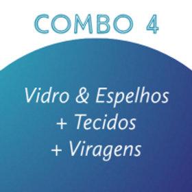 KIT COMBO 4 - EXCLUSIVO PARA ALUNOS