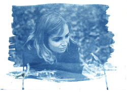 Cianótipo - Alice Kasznar