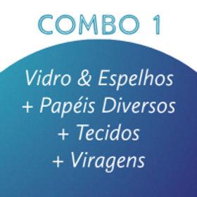 KIT COMBO 1 - EXCLUSIVO PARA ALUNOS