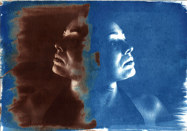 Cianotipo + Van Dyke - Lainha Loiola