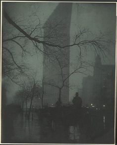 Edward Steichen - The Flatiron - 1904