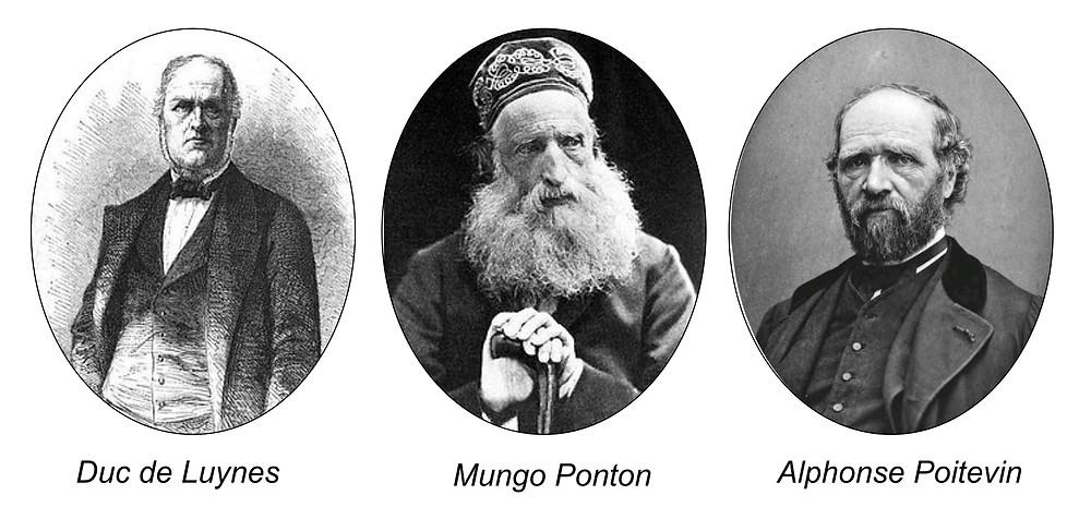 Inventores da Goma Bicromatada