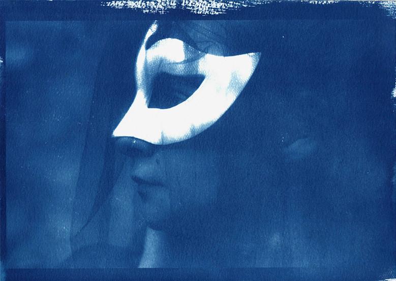 Cianótipo - Carolina Braun