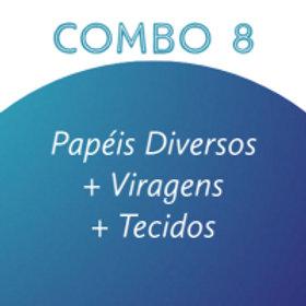 KIT COMBO 8 - EXCLUSIVO PARA ALUNOS