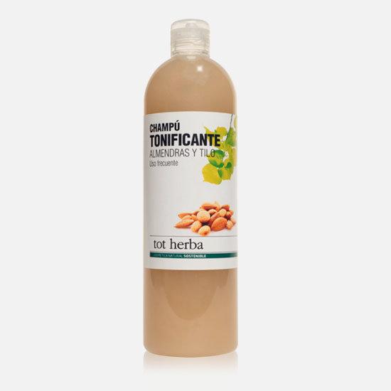 Champú Tonificante Almendras y tilo 500 ml