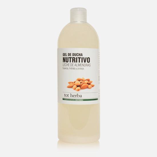 Gel de ducha Nutritivo Leche de Almendras 1.000 ml