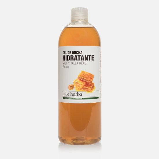Gel de ducha Hidratante Miel y Jale Real 1.000 ml