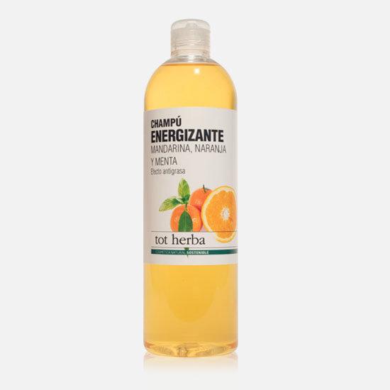 Champú Energizante Mandarina y Naranja 100 ml