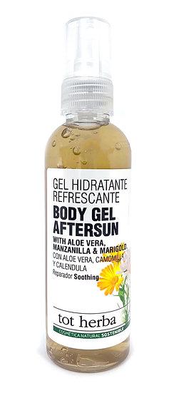 Gel Hidratante Refrescante de Manzanilla y Calendula 100 ml