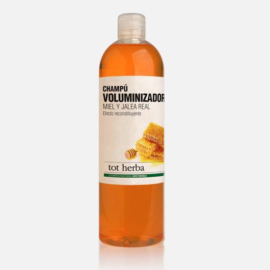 Champú Voluminizador de Miel y Jalea 500 ml