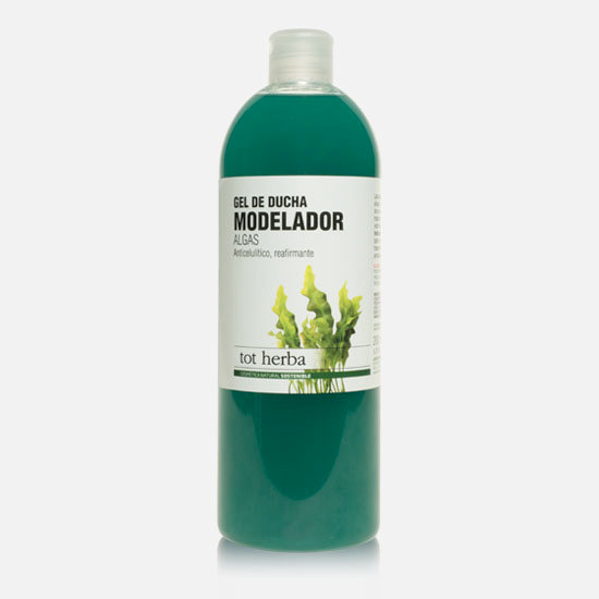 Gel de ducha Modelador Algas 1.000 ml