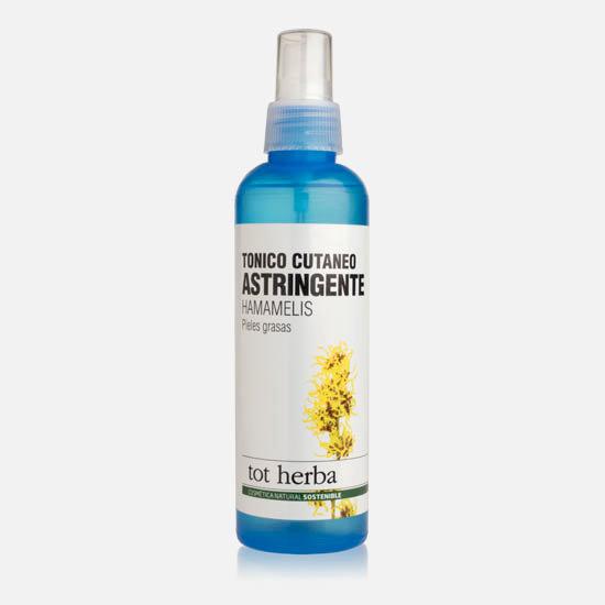 Tónico Cutaneo Astringente de Hamamelis 200 ml