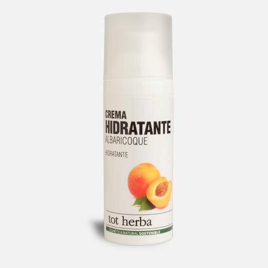 Crema Hidratante de Albaricoque 50 ml