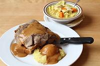 Dinner Hot Beef Sandwich.JPG