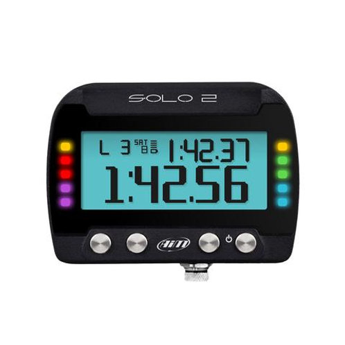 Aim Solo 2 GPS Track Day Racing Lap Timer And Data Logger