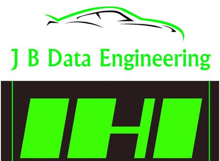 JB Data Engineering announces new media partner Inked Hand Images Motorsport Photography!