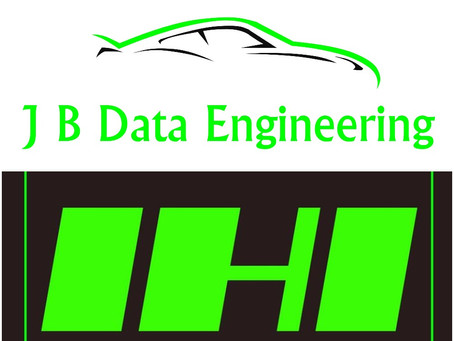 JB Data Engineering announces new media partner Inked Hand Images Motorsport Photography!