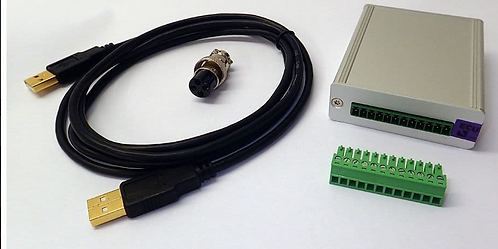 ECUMaster 8EGT2CAN - 8 Thermocouple To CANBUS Module 8EGT2CAN - 8 Thermocouple