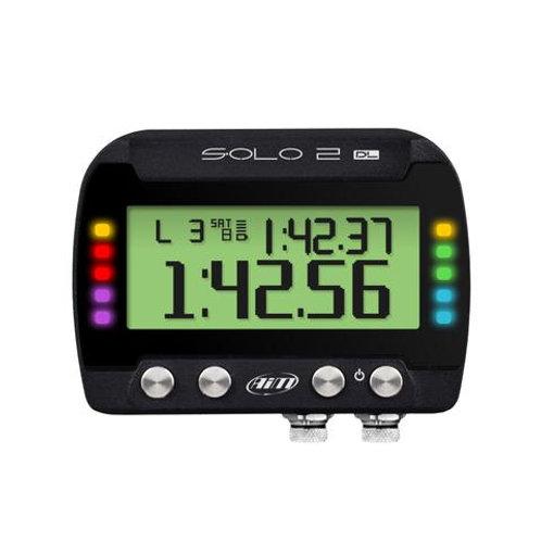 Aim Solo 2 DL GPS + ECU Racing Dash Logger