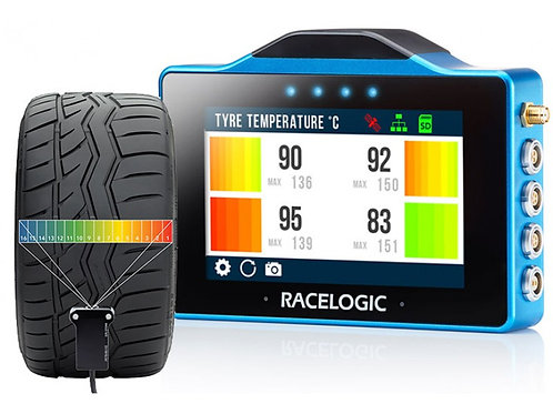 Tyre Temperature Monitoring System
