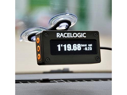 Black OLED Predictive Lap Timing Display