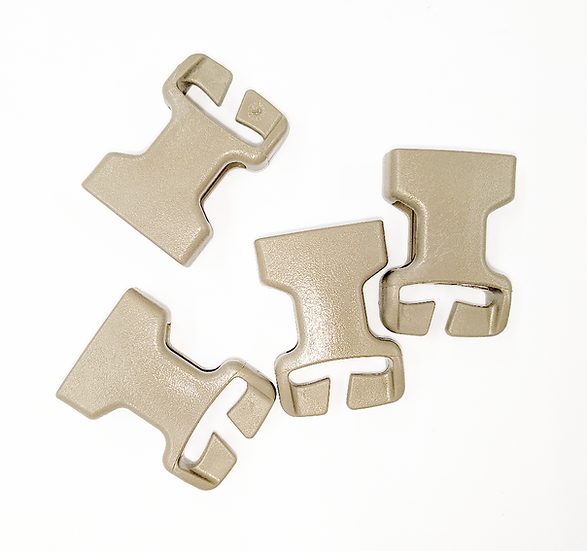 Harness Buckles (4 Pack)