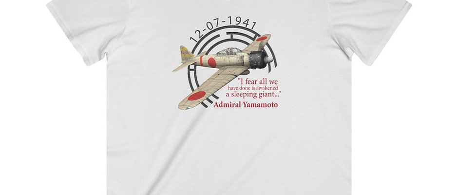 Resistance T-Shirt (Admiral Yamoto / American Left)