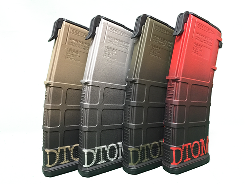 """""""Don't Tread On Me"""" PMAG Series (4 Pack)"""